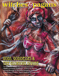 Witches&Pagans #36 Glorious Divine (pre-order)